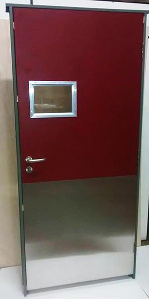 Porta Radiológica