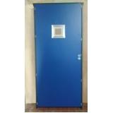 onde encontrar porta para proteção radiológica blindada Miguel Alves
