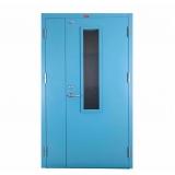 onde vende porta radiológica blindada de chumbo CEU AZUL