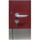 porta para proteção radiológica