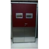 porta proteção radiológica
