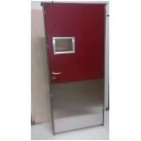 porta para proteção radiológica blindada orçamento Veranópolis