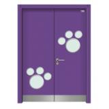 porta protetora sala de raio x