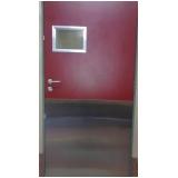 portas blindada para proteção radiológicas José de Freitas