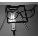 óculos de proteção raio x