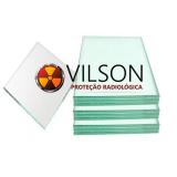visor radiológico para proteção profissional