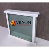 visores rádiológicos para proteção profissional Dianópolis